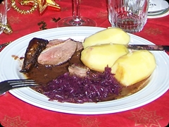 Adventsmenü 2006